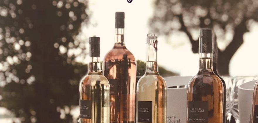 Did you know that the Tremplin hotel makes its own wine?