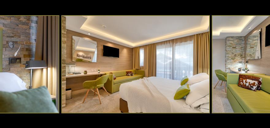 Envie de vacances en famille? pensez à nos chambres familiales !