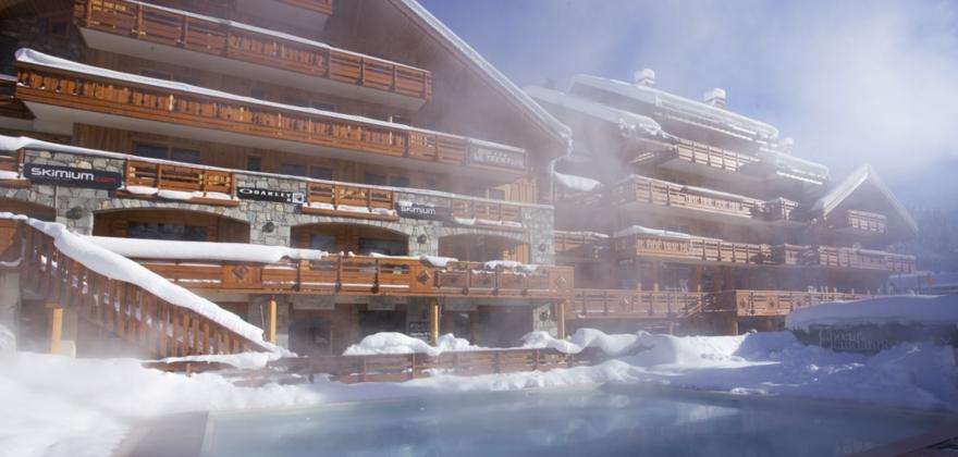 Les réservations d'hiver au Tremplin sont ouvertes !